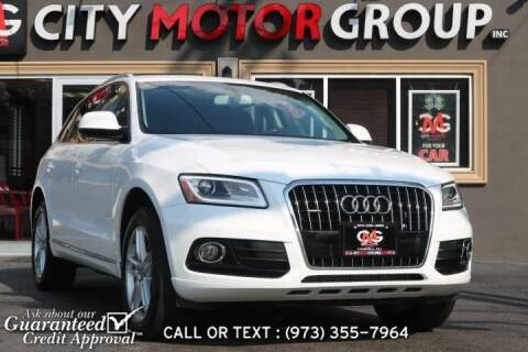 2015 Audi Q5 for sale at City Motor Group, Inc. in Wanaque NJ
