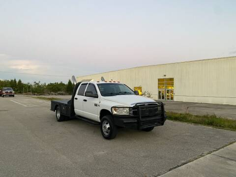 2009 Dodge Ram Chassis 3500 for sale at Prestige Auto of South Florida in North Port FL