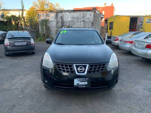 2009 Nissan Rogue for sale at 77 Auto Mall in Newark NJ