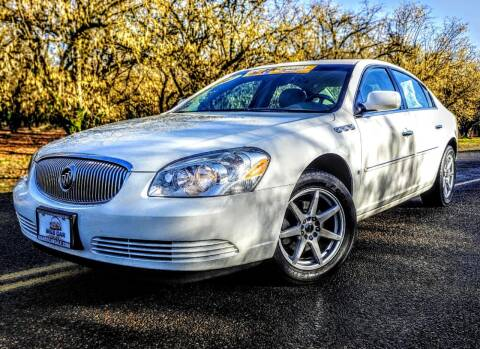 2007 Buick Lucerne for sale at M AND S CAR SALES LLC in Independence OR