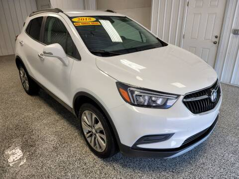 2018 Buick Encore for sale at LaFleur Auto Sales in North Sioux City SD