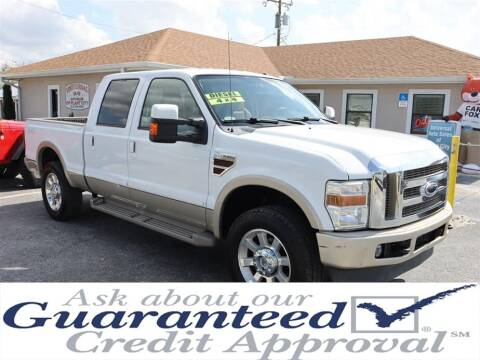2010 Ford F-250 Super Duty for sale at Universal Auto Sales in Plant City FL