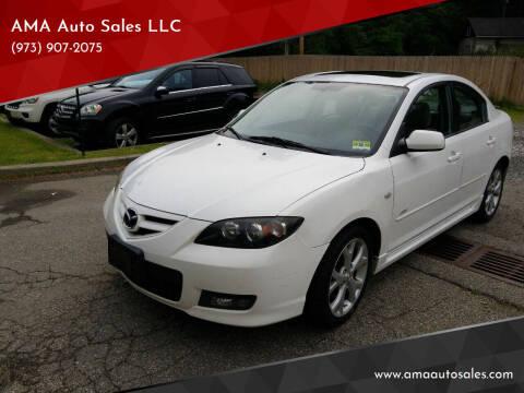 2009 Mazda MAZDA3 for sale at AMA Auto Sales LLC in Ringwood NJ