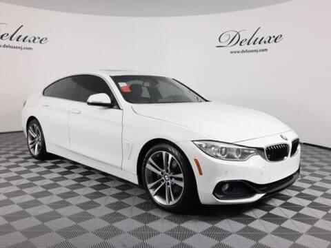 2017 BMW 4 Series for sale at DeluxeNJ.com in Linden NJ