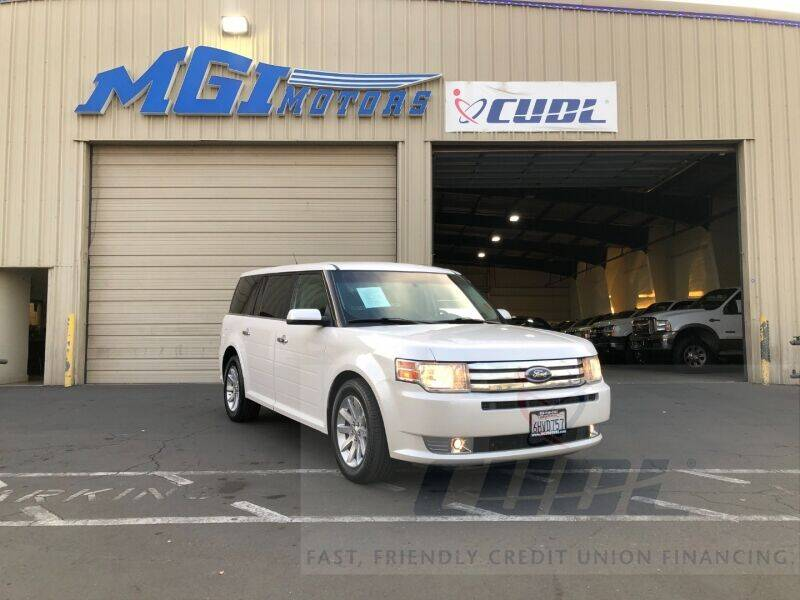 2009 Ford Flex for sale at MGI Motors in Sacramento CA
