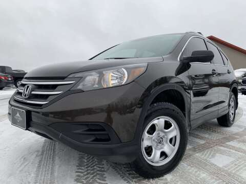 2014 Honda CR-V for sale at LUXURY IMPORTS in Hermantown MN