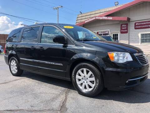 2013 Chrysler Town and Country for sale at The Auto Store in Griffith IN