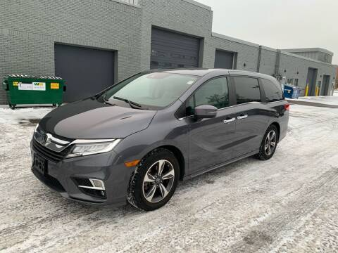 2018 Honda Odyssey for sale at The Car Buying Center in Saint Louis Park MN