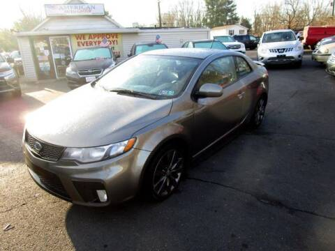 2012 Kia Forte Koup for sale at American Auto Group Now in Maple Shade NJ