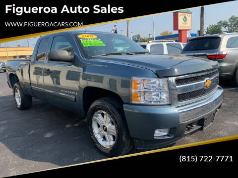 2007 Chevrolet Silverado 1500 for sale at Figueroa Auto Sales in Joliet IL