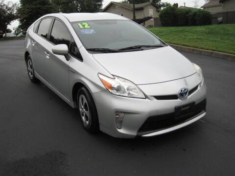 2012 Toyota Prius for sale at Reza Dabestani in Knoxville TN
