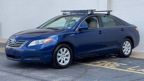 2007 Toyota Camry Hybrid for sale at Carland Auto Sales INC. in Portsmouth VA