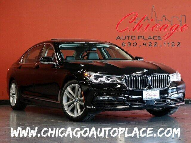 2018 BMW 7 Series for sale in Bensenville, IL
