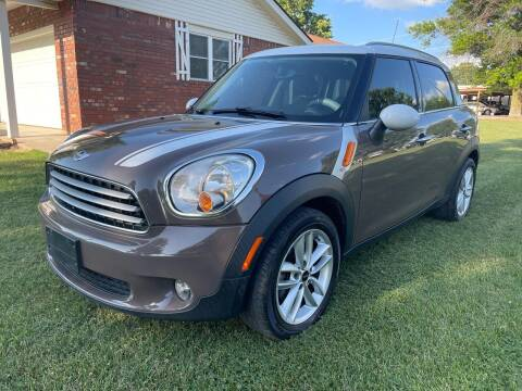 2012 MINI Cooper Countryman for sale at Champion Motorcars in Springdale AR