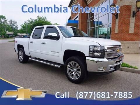 2012 Chevrolet Silverado 1500 for sale at COLUMBIA CHEVROLET in Cincinnati OH