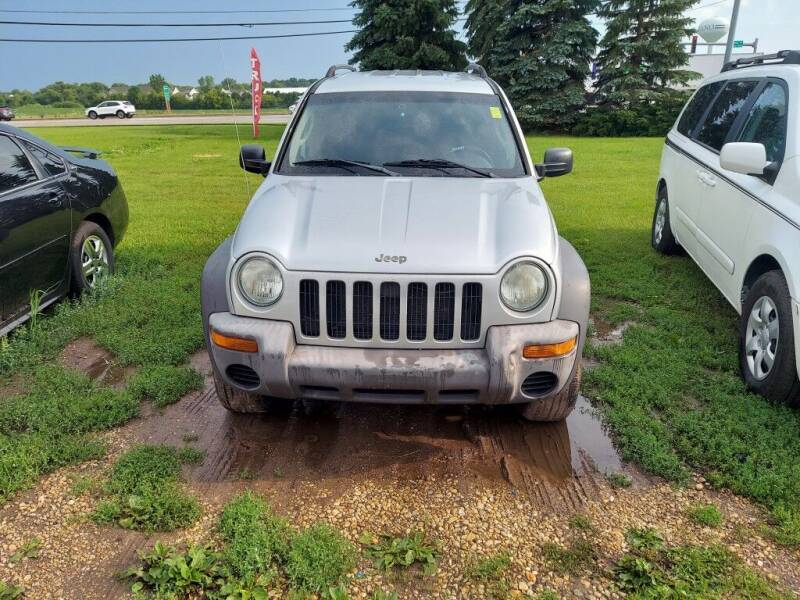 2004 Jeep Liberty for sale at Car Connection in Yorkville IL