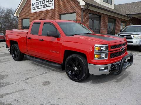 2015 Chevrolet Silverado 1500 for sale at C & C MOTORS in Chattanooga TN