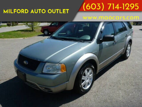2006 Ford Freestyle for sale at Milford Auto Outlet in Milford NH
