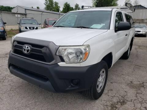 2013 Toyota Tacoma for sale at BBC Motors INC in Fenton MO