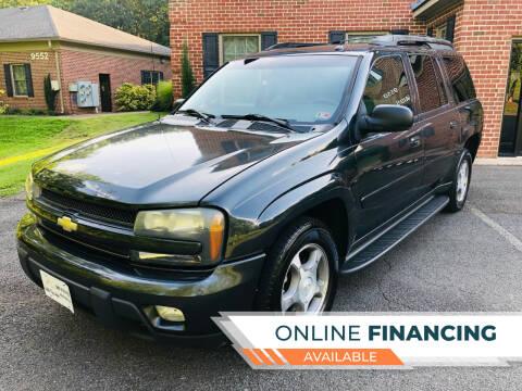 2005 Chevrolet TrailBlazer EXT for sale at White Top Auto in Warrenton VA