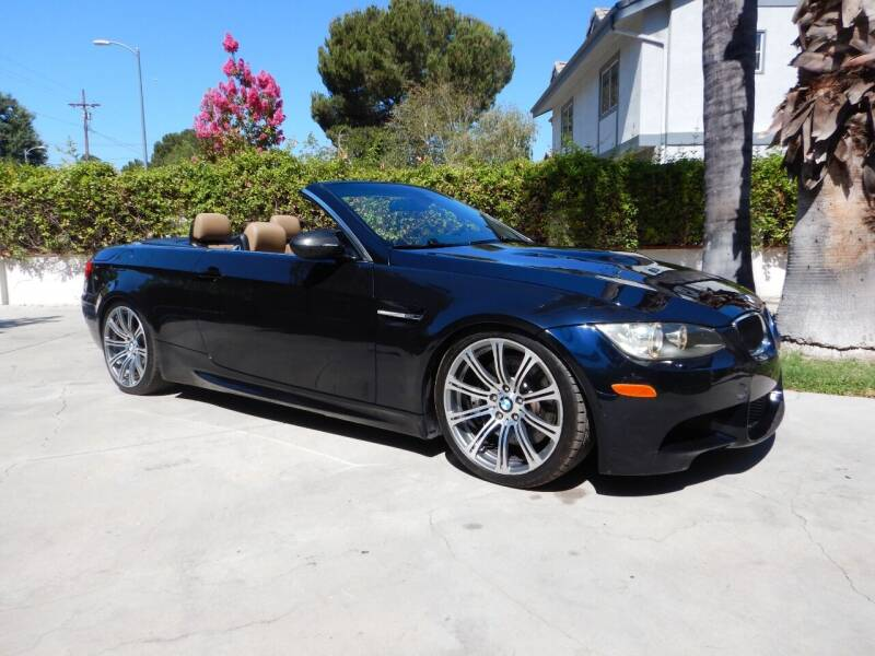2008 BMW M3 for sale at California Cadillac & Collectibles in Los Angeles CA