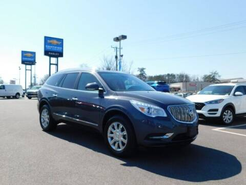 2014 Buick Enclave for sale at Radley Cadillac in Fredericksburg VA