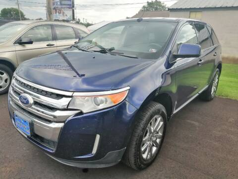 2011 Ford Edge for sale at KRIS RADIO QUALITY KARS INC in Mansfield OH
