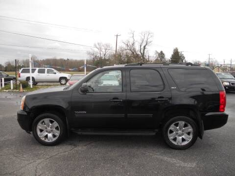 2010 GMC Yukon for sale at All Cars and Trucks in Buena NJ