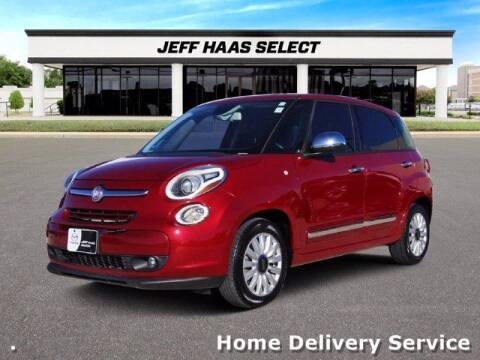 2015 FIAT 500L for sale at JEFF HAAS MAZDA in Houston TX