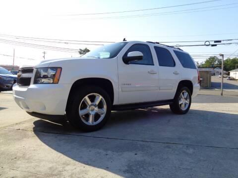 2010 Chevrolet Tahoe for sale at Ingram Motor Sales in Crossville TN