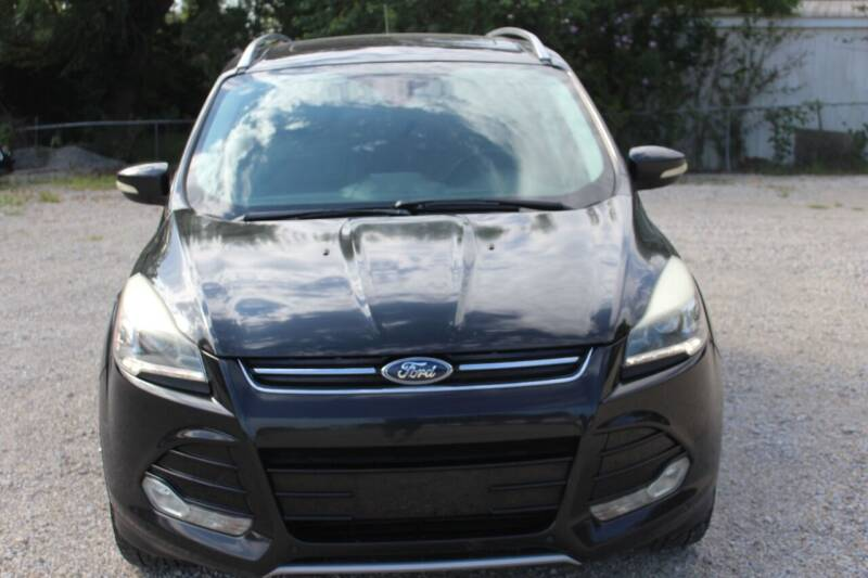 2014 Ford Escape for sale at Bailey & Sons Motor Co in Lyndon KS