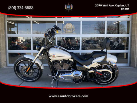 2014 Harley-Davidson FXSB Breakout for sale at S S Auto Brokers in Ogden UT