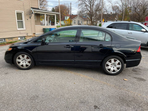 2007 Honda Civic for sale at Mike's Auto Sales in Rochester NY