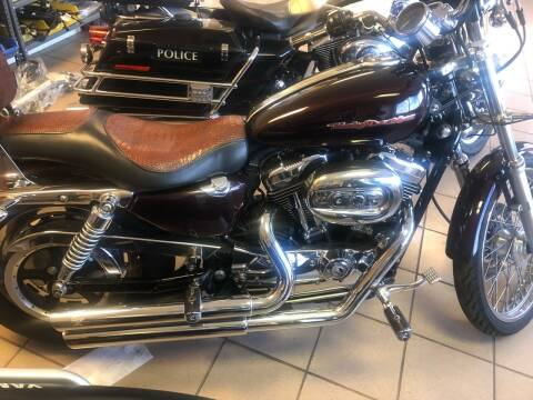2007 Harley Davidson Sportster 1200 Custom for sale at CorpAuto in Cleveland GA