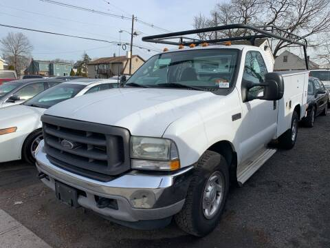 2003 Ford F-250 Super Duty for sale at Charles and Son Auto Sales in Totowa NJ