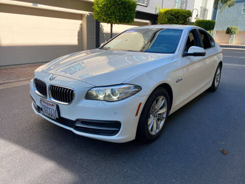 2014 BMW 5 Series for sale at Bay Auto Exchange in San Jose CA