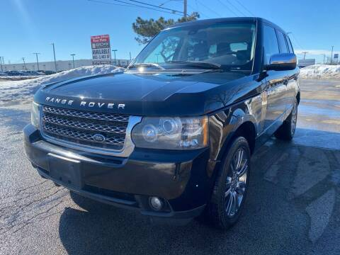 2011 Land Rover Range Rover for sale at Quality Auto Sales And Service Inc in Westchester IL