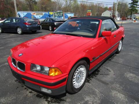 1995 BMW 3 Series for sale at Route 12 Auto Sales in Leominster MA