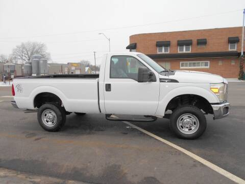 2016 Ford F-250 Super Duty for sale at Creighton Auto & Body Shop in Creighton NE