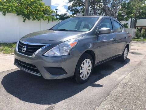 2016 Nissan Versa for sale at GERMANY TECH in Boca Raton FL