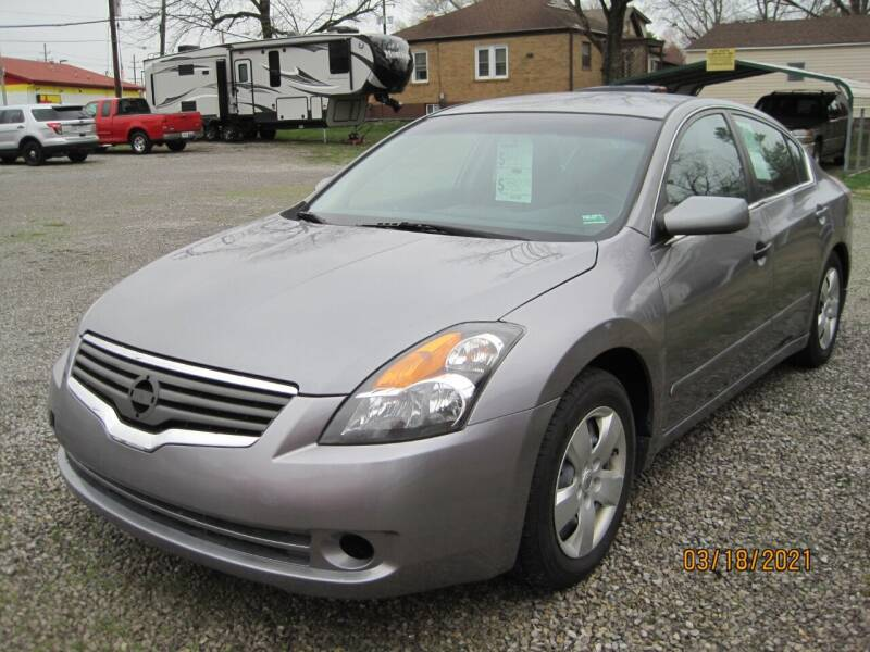 2007 Nissan Altima for sale at Lang Motor Company in Cape Girardeau MO