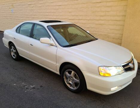 2002 Acura TL for sale at Cars To Go in Sacramento CA
