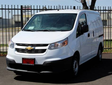 2015 Chevrolet City Express Cargo for sale at Avanesyan Motors in Orem UT