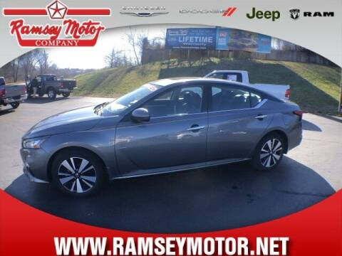 2019 Nissan Altima for sale at RAMSEY MOTOR CO in Harrison AR