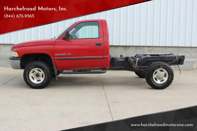 2002 Dodge Ram Pickup 2500 for sale at Harchelroad Motors, Inc. in Imperial NE