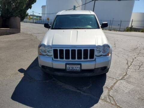 2008 Jeep Grand Cherokee for sale at Regal Autos Inc in West Sacramento CA