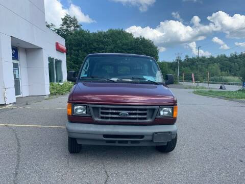 2006 Ford E-Series Wagon for sale at Grace Quality Cars in Phillipston MA