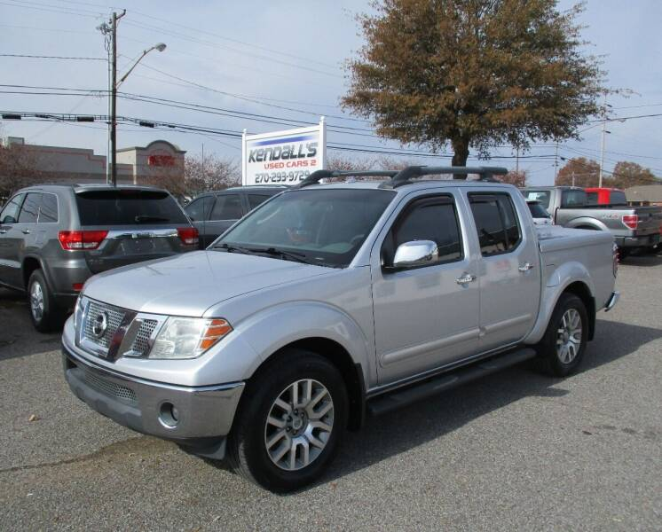 2011 Nissan Frontier for sale at Kendall's Used Cars 2 in Murray KY