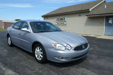 2006 Buick LaCrosse for sale at MARK CRIST MOTORSPORTS in Angola IN