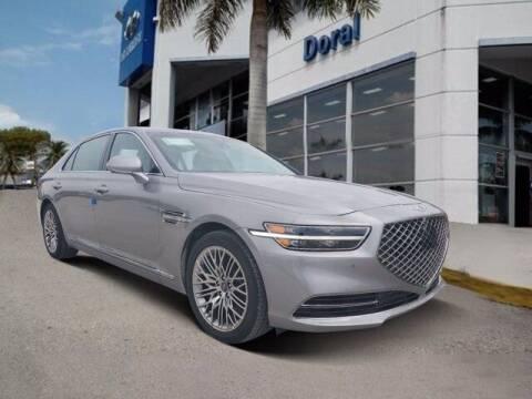 2022 Genesis G90 for sale at DORAL HYUNDAI in Doral FL